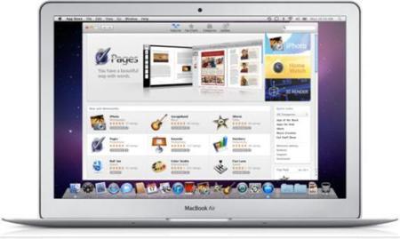 Mac AppStore da Apple chega a 6 de Janeiro