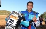 ruben faria primeiro na 6 etapa dakar2011
